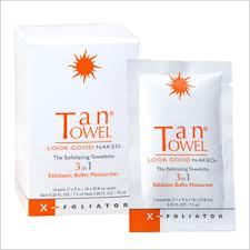 Tan Towel X-Foliator - 10 Pack